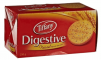 Tiffany Digestive Natural Wheat Biscuits